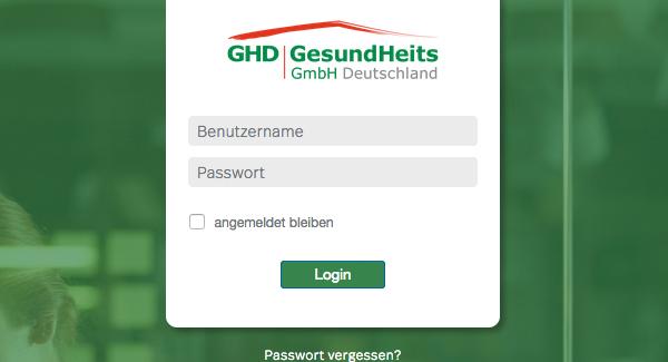GDH Intranet