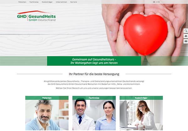 GDH Website