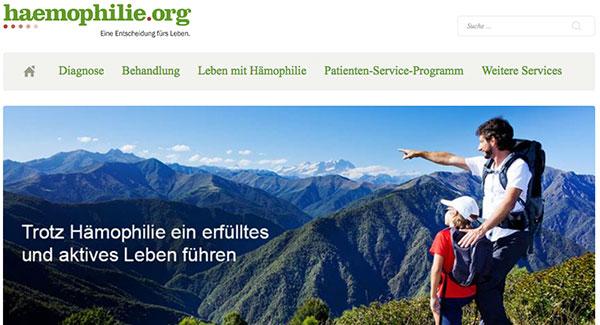 www.haemophilie.org